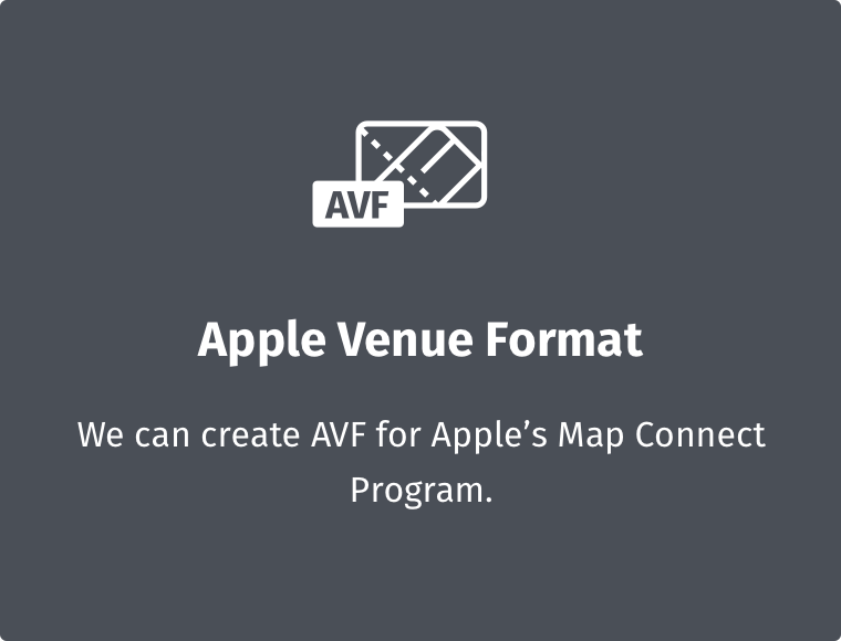 Apple Venue Format
